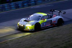 #15 Car Collection Motorsport Audi R8 LMS GT3: Adrien de Leener, Simon Trummer, Pierre Kaffer