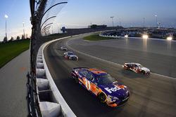 Denny Hamlin, Joe Gibbs Racing, Toyota Camry FedEx Freight, Gray Gaulding, BK Racing, Toyota Camry