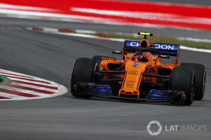 Abandon : Stoffel Vandoorne (McLaren)