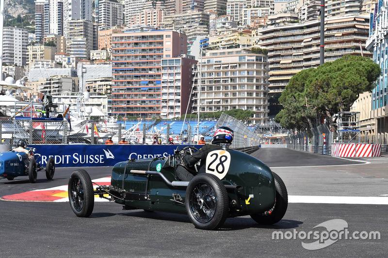 Исторический Гран При Монако