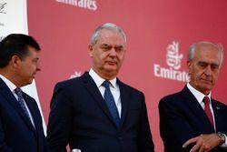 Thierry Antinori, Emirates Airlines