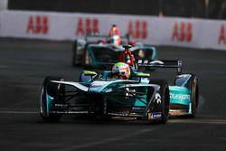 Oliver Turvey, NIO Formula E Team, Mitch Evans, Jaguar Racing