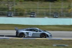 #07 MP1A Lamborghini Gallardo GT3, Sergio Lagana, Bruno Junqueira, Nik Matarangas,, William Freire, Auto + Racing