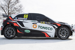 Car of Niclas Gronholm, GRX Taneco Team