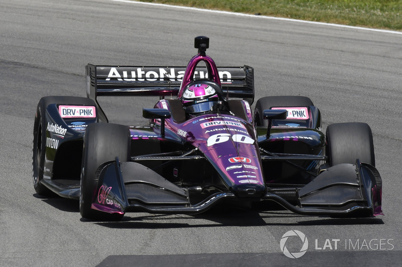 Meyer Shank Racing with Schmidt Peterson (Honda)