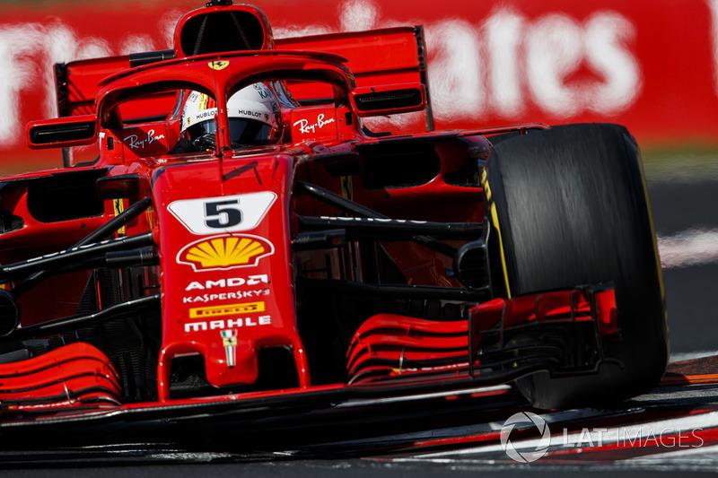 FERRARI – Sebastian Vettel