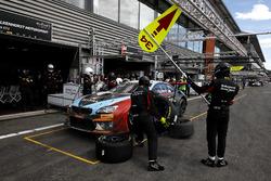 Pit stop, #34 Walkenhorst Motorsport BMW M6 GT3: Philipp Eng, Tom Blomqvist, Christian Krognes
