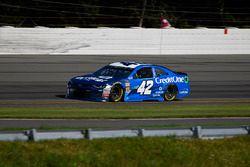 Kyle Larson, Chip Ganassi Racing, Chevrolet Camaro DC Solar/Credit One Bank