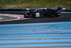 #66 Attempto Racing, Audi R8 LMS: Pieter Schothorst, Steijn Schothorst, Nicolas Pohler