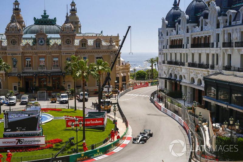 5: Валттери Боттас, Mercedes AMG F1 W09 – 1:11.441