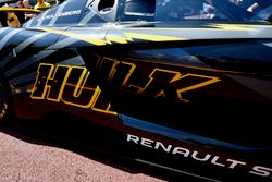 Renault Sport F1 Team muestra vueltas