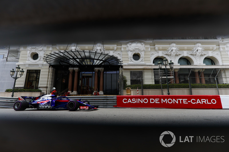 11. Brendon Hartley, Toro Rosso STR13