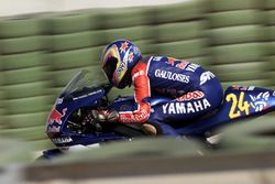 Garry McCoy, Yamaha