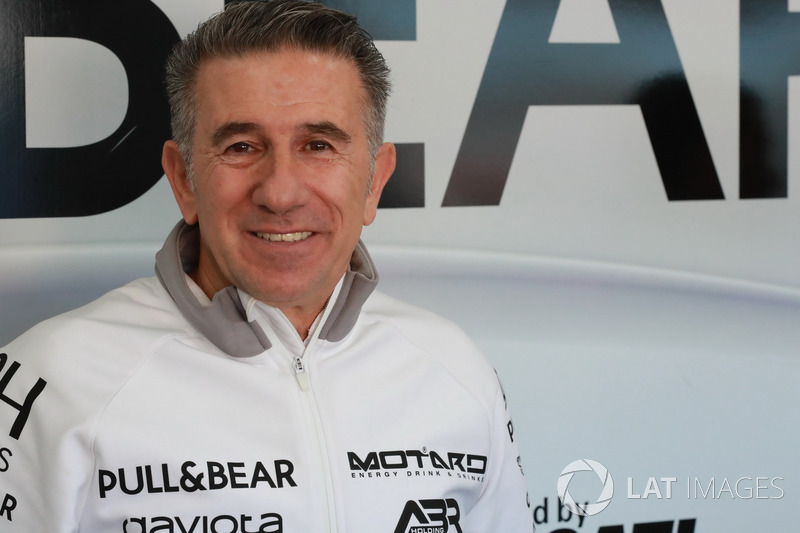 Jorge Martinez, Team Manager Aspar Racing Team