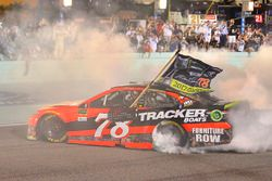 2017 champion Martin Truex Jr., Furniture Row Racing Toyota