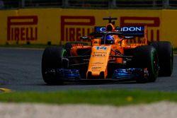Fernando Alonso, McLaren MCL33 Renault
