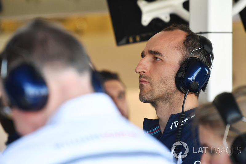 Robert Kubica, Williams Robert Kubica, Williams