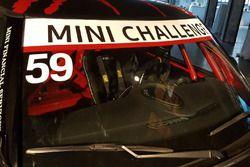 Detalle del MINI John Cooper Works Challenge Lite