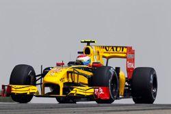 Vitaly Petrov, Renault F1 Team R30