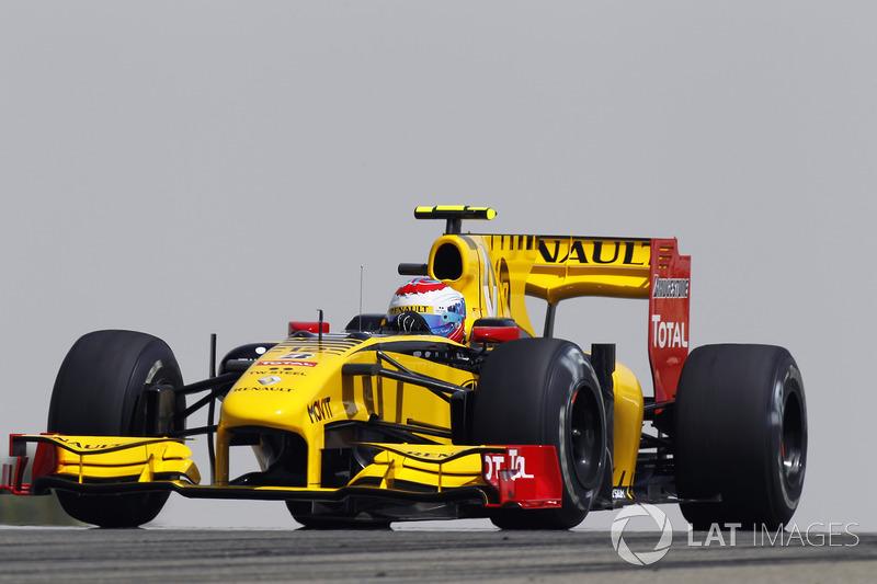 Суббота. Виталий Петров, Гран При Бахрейна-2010