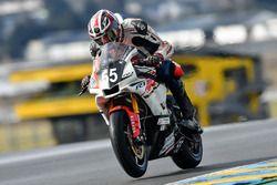 Olivier Louault, Yamaha