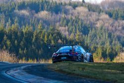 #123 Mühlner Motorsport Porsche 911 GT3 Cup: Marcel Hoppe, Moritz Kranz