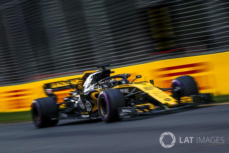8 місце — Ніко Хюлькенберг, Renault. Умовний бал — 12,013