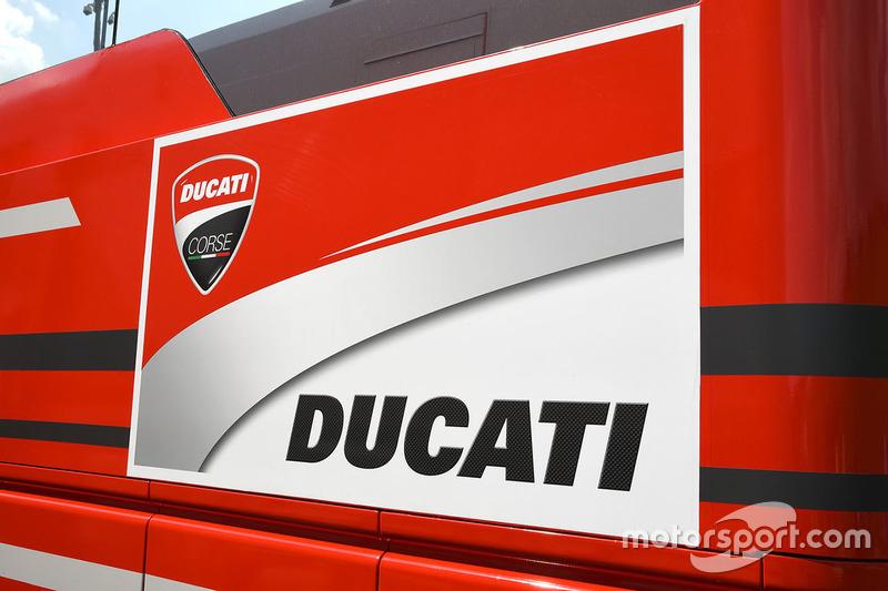 Ducati Team logo