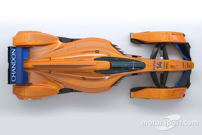 McLaren X2 concept 2018