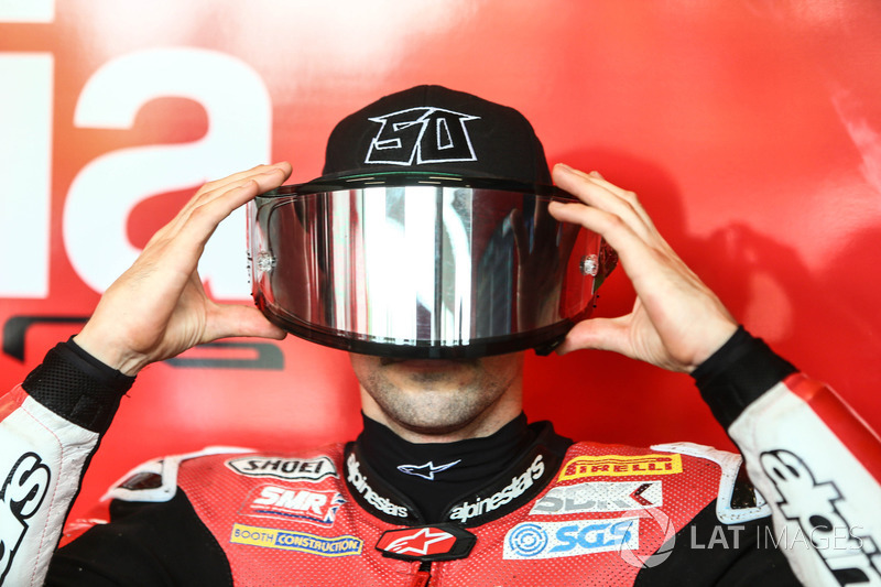 Eugene Eugene Laverty, Milwaukee Aprilia