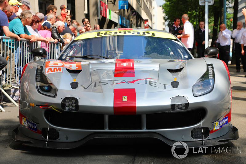 #54 Spirit of Race Ferrari 488 GTE