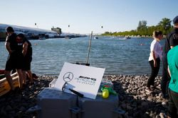 The Mercedes Raft Race Team