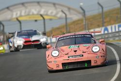 Микаэль Кристенсен, Кевин Эстре, Лоренс Вантхор, Дирк Вернер, Porsche GT Team, Porsche 911 RSR (№92)