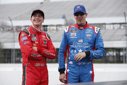 Christopher Bell, Joe Gibbs Racing, Toyota Camry Ruud-Meier Supply Kyle Busch, Joe Gibbs Racing, Toyota Camry Comcast Salute to Service Juniper