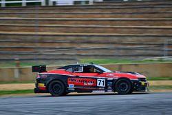 #71 TA3 Chevrolet Camaro: Dave Ricci of Breathless Pro Racing