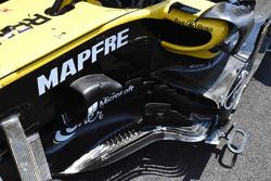 Renault Sport F1 Team RS 18 pontones