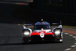 Себастьен Буэми, Казуки Накаджима, Фернандо Алонсо, Toyota Gazoo Racing, Toyota TS050 Hybrid (№8)