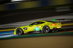 #97 Aston Martin Racing Aston Martin Vantage AMR: Алекс Лінн, Максім Мартен, Джонатан Адам