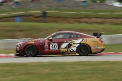 #40 PF Racing Ford Mustang GT4: James Pesek