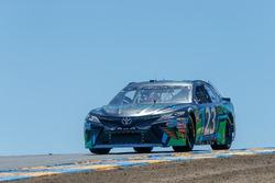 Gray Gaulding, BK Racing, Toyota Camry Earthwater