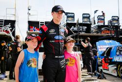 Ben Rhodes, ThorSport Racing, Ford F-150 and fans
