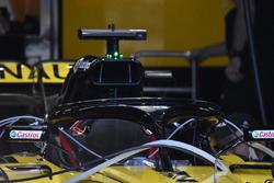 Renault Sport F1 Team R.S. 18 detalle del halo
