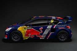 Sébastien Loeb, Peugeot 208 WRX