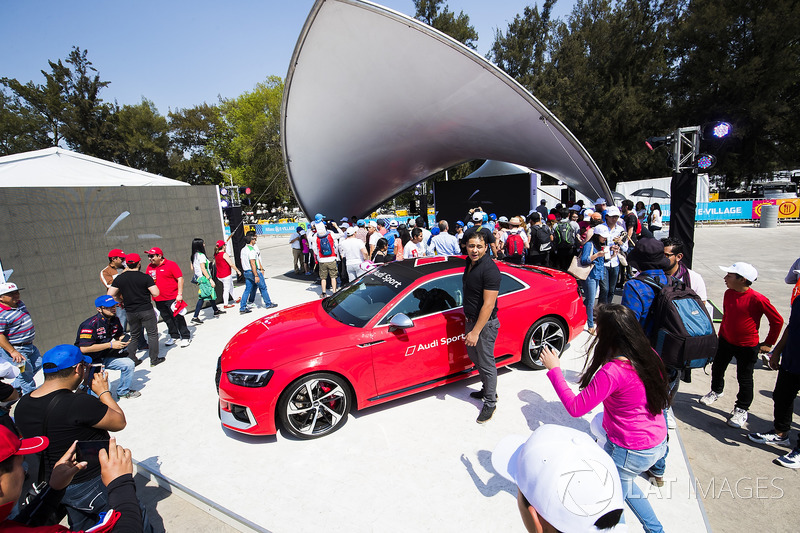 Audi stand