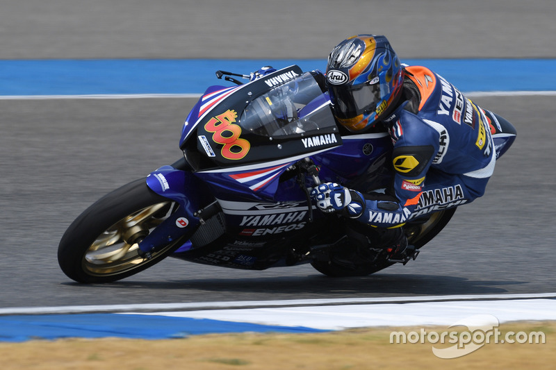 AP250: Anupab Sarmoon, Yamaha Thailand Racing Team