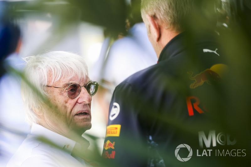 Bernie Ecclestone'ın Formula 1'deki görevine son verildi