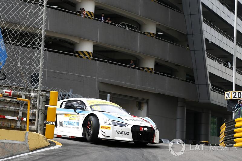 Фабиан Пленц, HCB-Rutronik-Racing, Audi R8 LMS