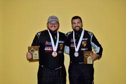 FARA MP1B Enduro tercer lugar Bryan Ortiz y Sebastian Carazo of TLM Racing