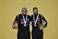 FARA MP1B Enduro Third-Place Bryan Ortiz and Sebastian Carazo of TLM Racing