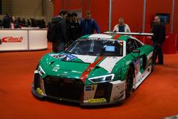 Audi R8 von Land Motorsport, Sieger 24h Rennen Nürburgring